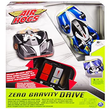 Air Hogs Zero Gravity Drive Motor eléctrico On-Road Racing Car ...