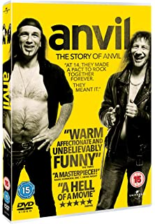 This Is Spinal Tap (Double Disc Set) [DVD]: Amazon co uk: Rob Reiner