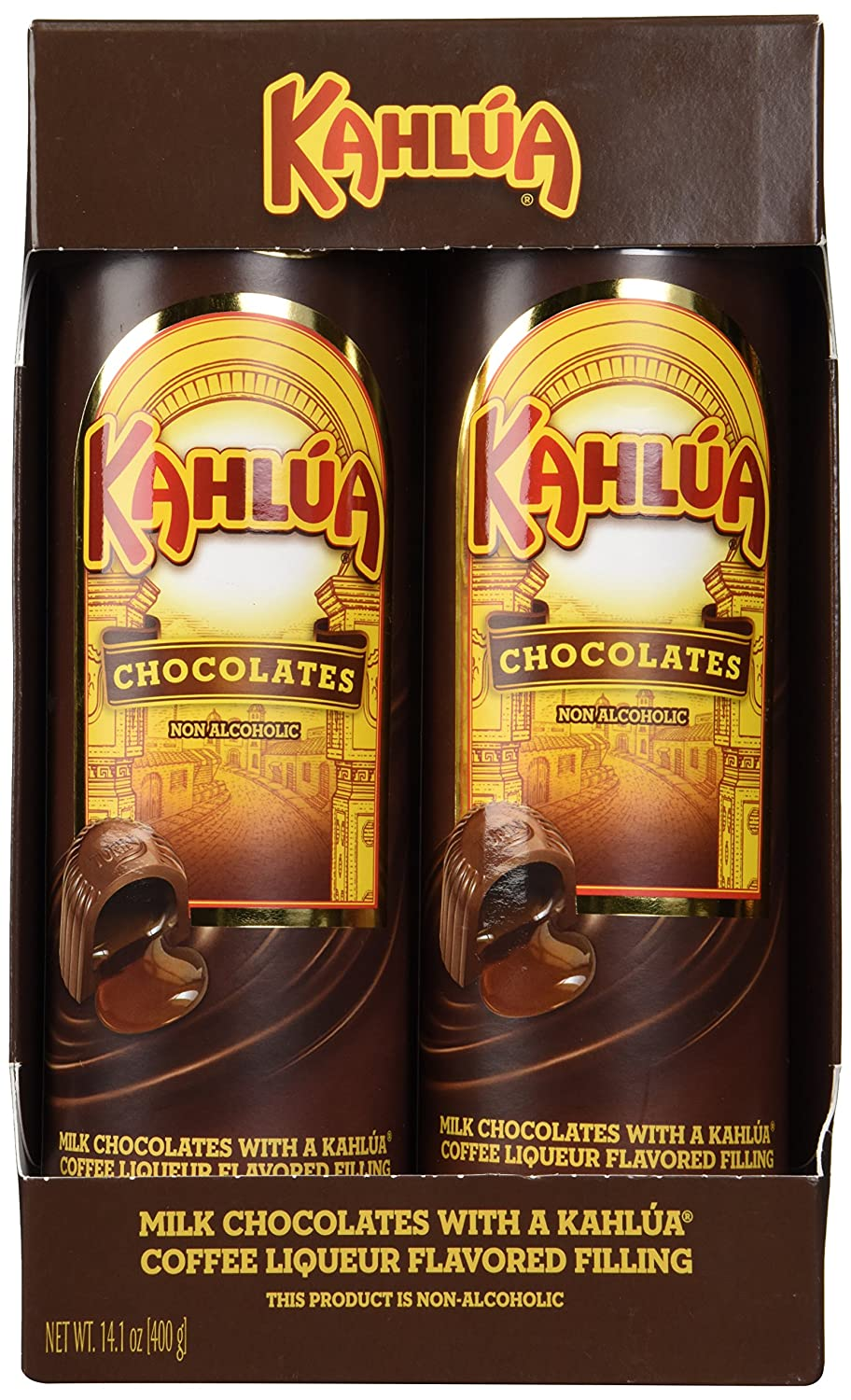 Amazon.com : Milk Chocolates Filled with Kahlua Coffee Liquor ...