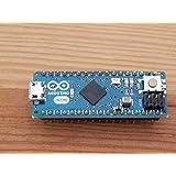 Arduino Micro with Headers A000053 - Mini Controller 5V 16 MHz ATmega32u4