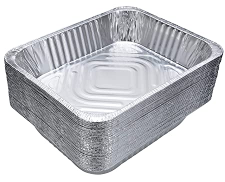 Review DOBI Aluminum Pans (30-Pack)