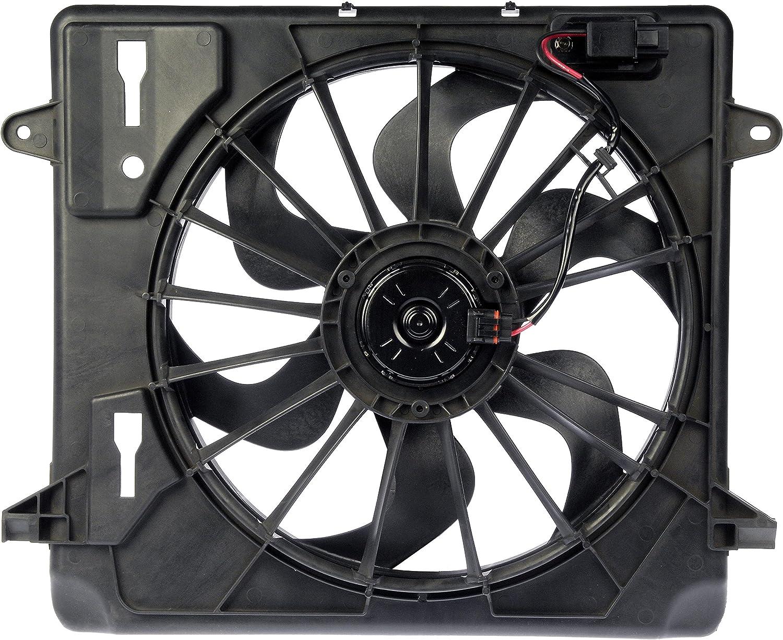 620-546 OE Solutions Radiator Fan Assy   Dorman