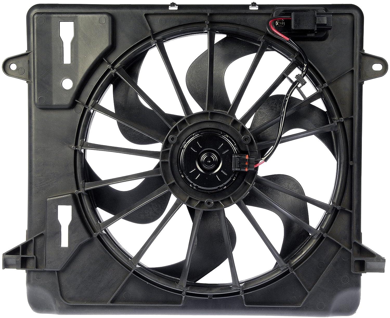Amazon Dorman 620055 Radiator Fan Assembly Automotive – Jeep Wrangler Cooling Fan Wiring