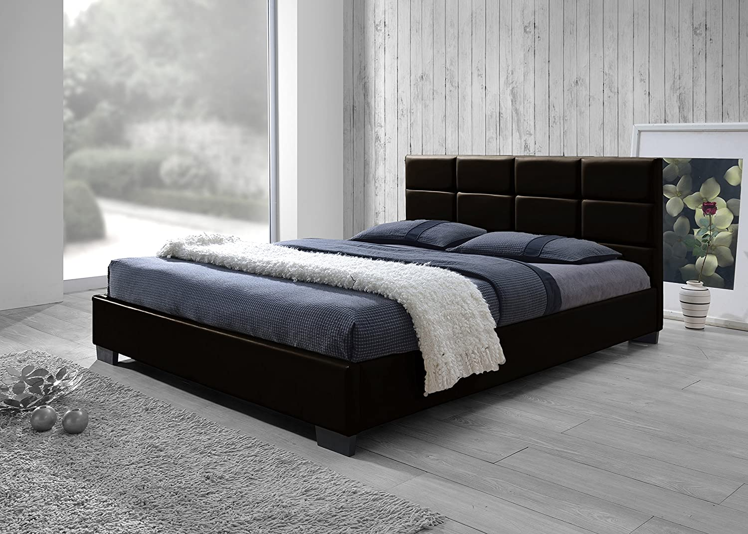 Modern Full Size Bed