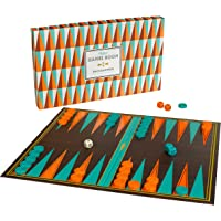 Ridley's Backgammon Classic Board Game for Kids and Adults