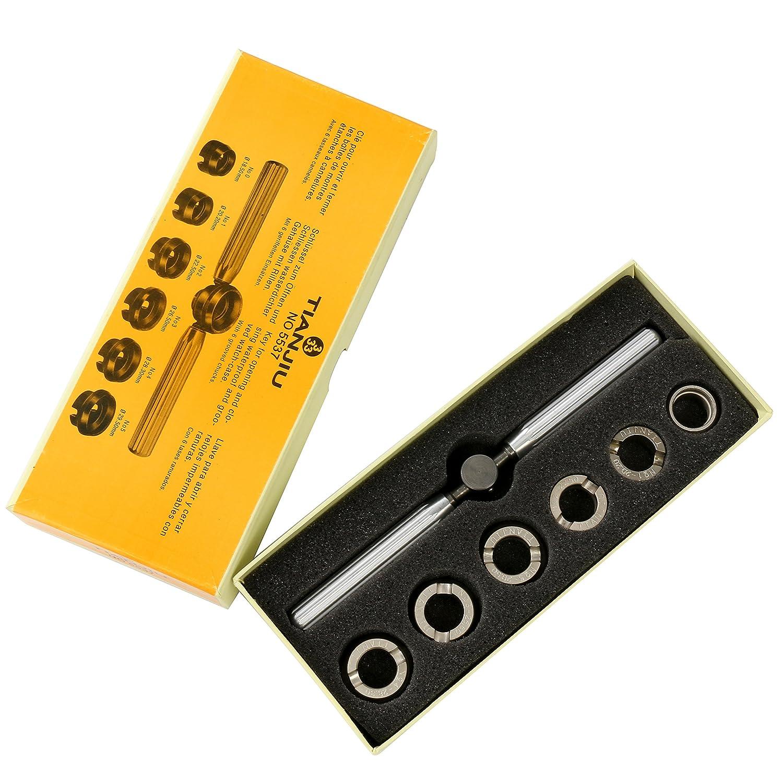 YaeTek Pro Back Case Opener Cover Remover for Rolex & Tudor Watch Repair Tool Kit - - Amazon.com