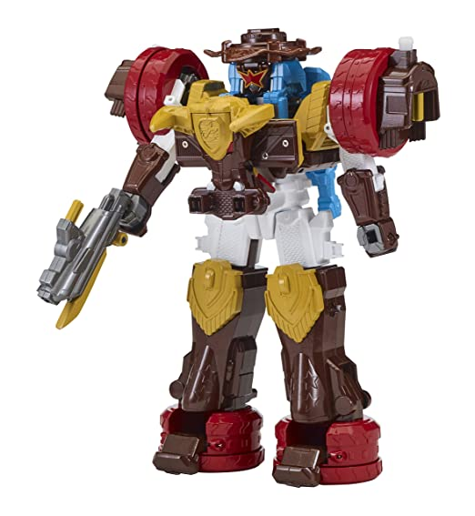 Power Rangers 43598 Ninja - Megazord: Amazon.es: Juguetes y ...