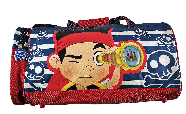 Jake y los piratas Bolsa de Deporte, Color Azul Marino 2100000041