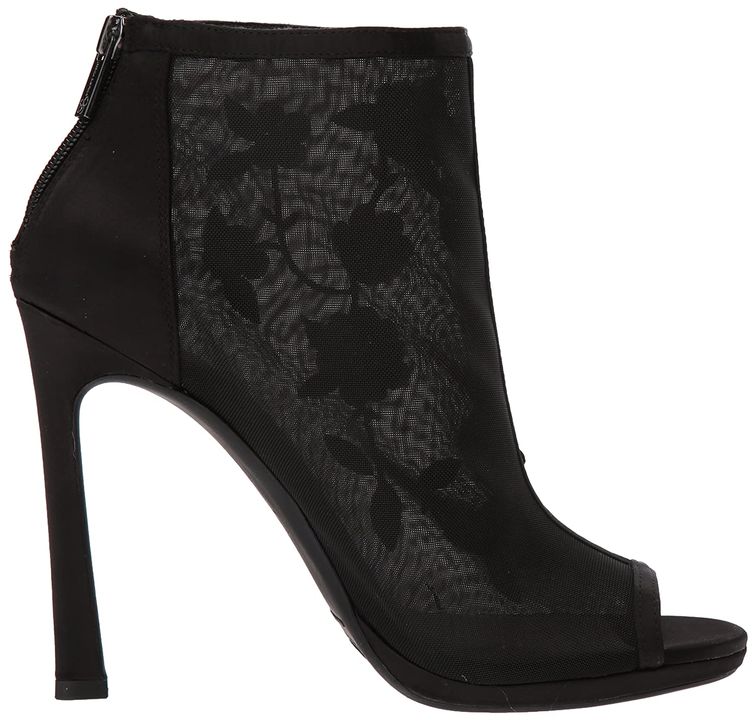 Jessica Simpson Women's Pedell US|Black Pump B077447SLB 7.5 B(M) US|Black Pedell Mesh 6600b6