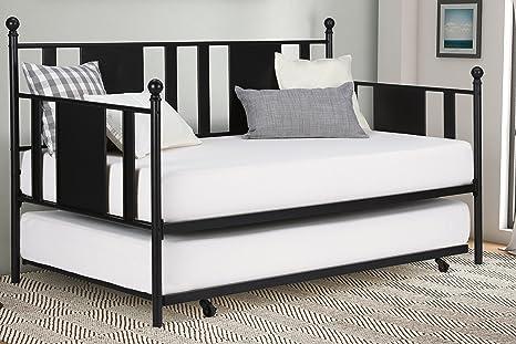 Amazon.com: Sofá cama con ruedas, no se necesita ...