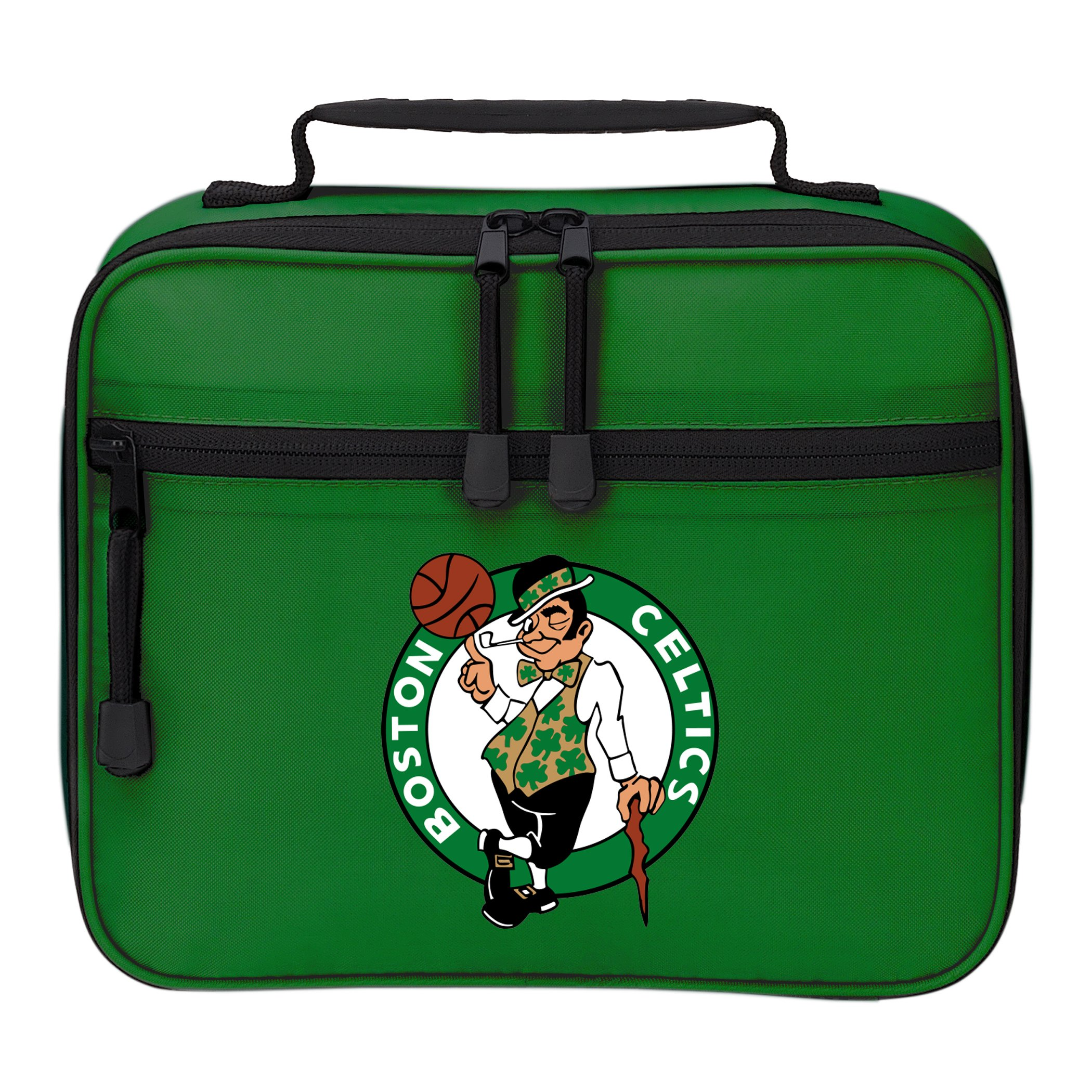 NBA Boston Celtics ''Cooltime'' Lunch Kit''Cooltime'' Lunch Kit, Green, One Size
