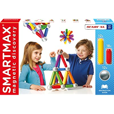 SmartMax SMX 501 - Start XL Magnetic Discovery: Toys & Games [5Bkhe0504025]