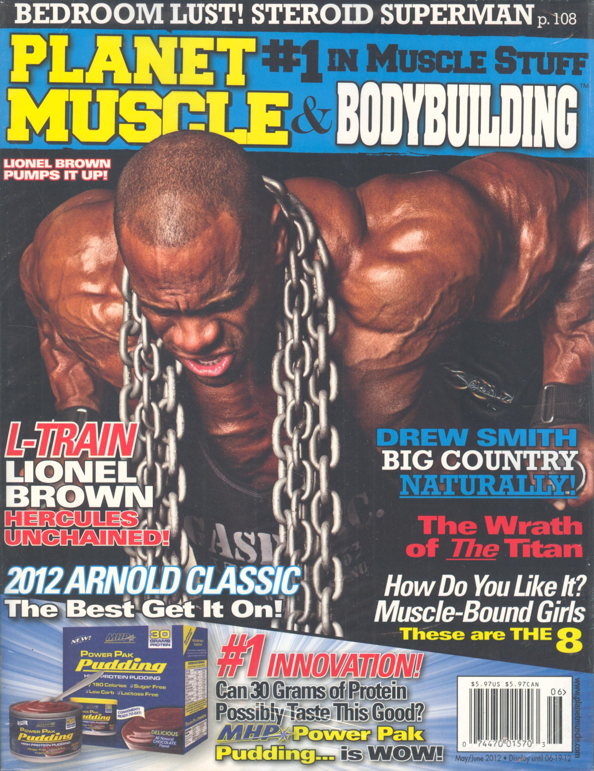 Download Planet Muscle Magazine W/Prosource 2012 Supplement Buyer`s Guide (May/June 2012) pdf epub