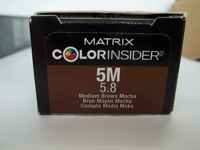 Amazon Matrix Color Insider Medium Brown Mocha 5m