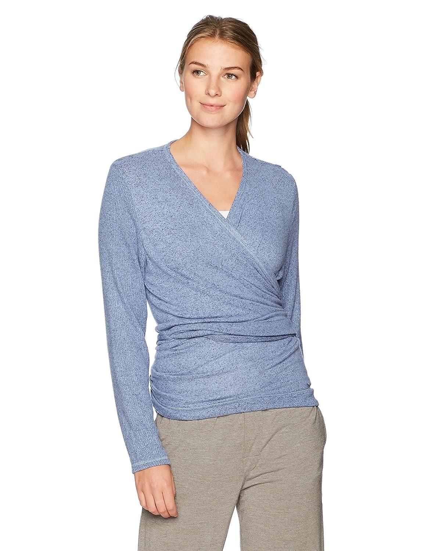 Karen Neuburger Womens Convertible Long Sleeve Sweater Jacket Cardigan Wrap