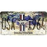 Mustang Since 1964 USA License Plate