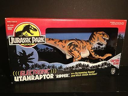 "Amazon.com: Electronic Utahraptor ""Ripper – Jurassic ..."
