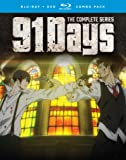 91 Days: The Complete Series (Blu-ray/DVD Combo)