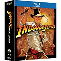 Indiana Jones - Quadrilogia