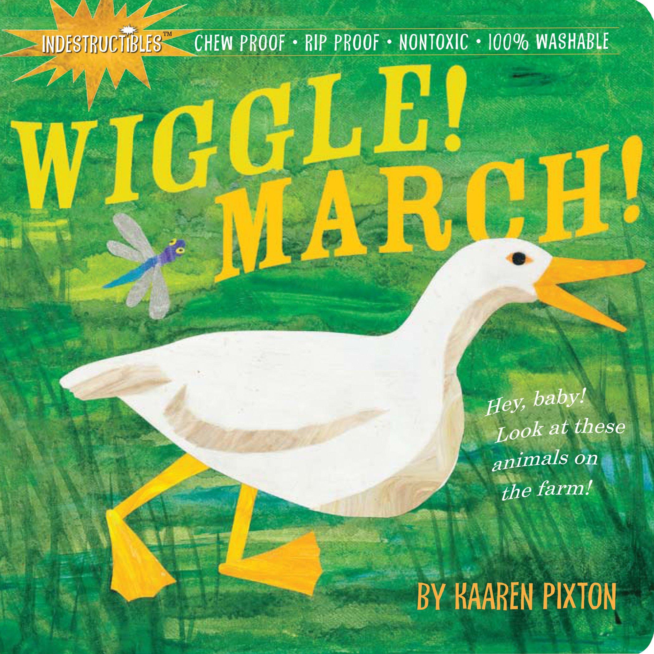 Indestructibles Wiggle March Kaaren Pixton product image