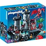 Playmobil - 4835 - Jeu de construction - Citadelle du Dragon Rouge