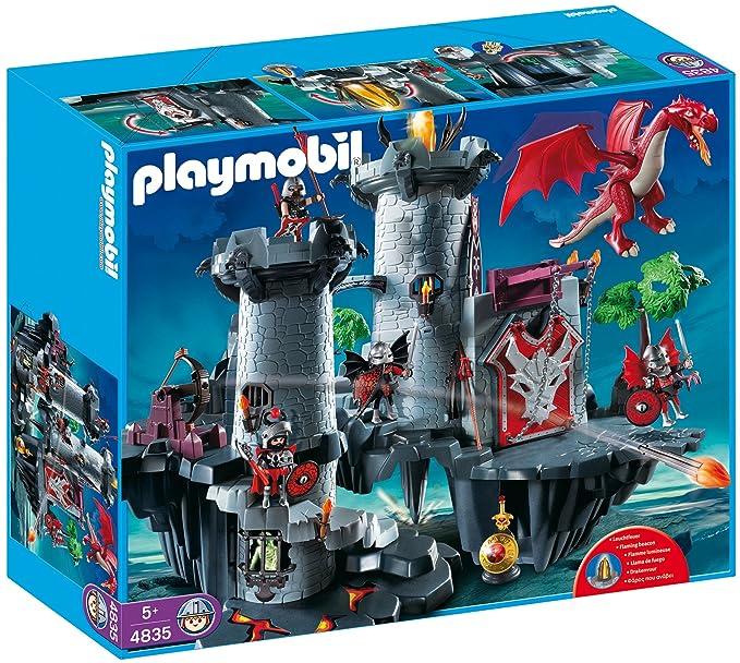 Playmobil Dragones - Gran Castillo dragón (4835)