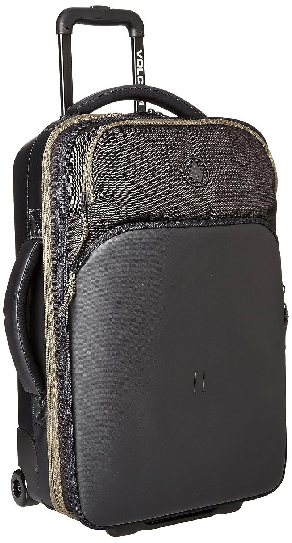 [ボルコム] キャリーバッグ 45L ( 機内持ち込み サイズ ) [ D6541501 / Daytripper Luggage ] ソフト キャリーケース D6541501 B016CE87DYブラック