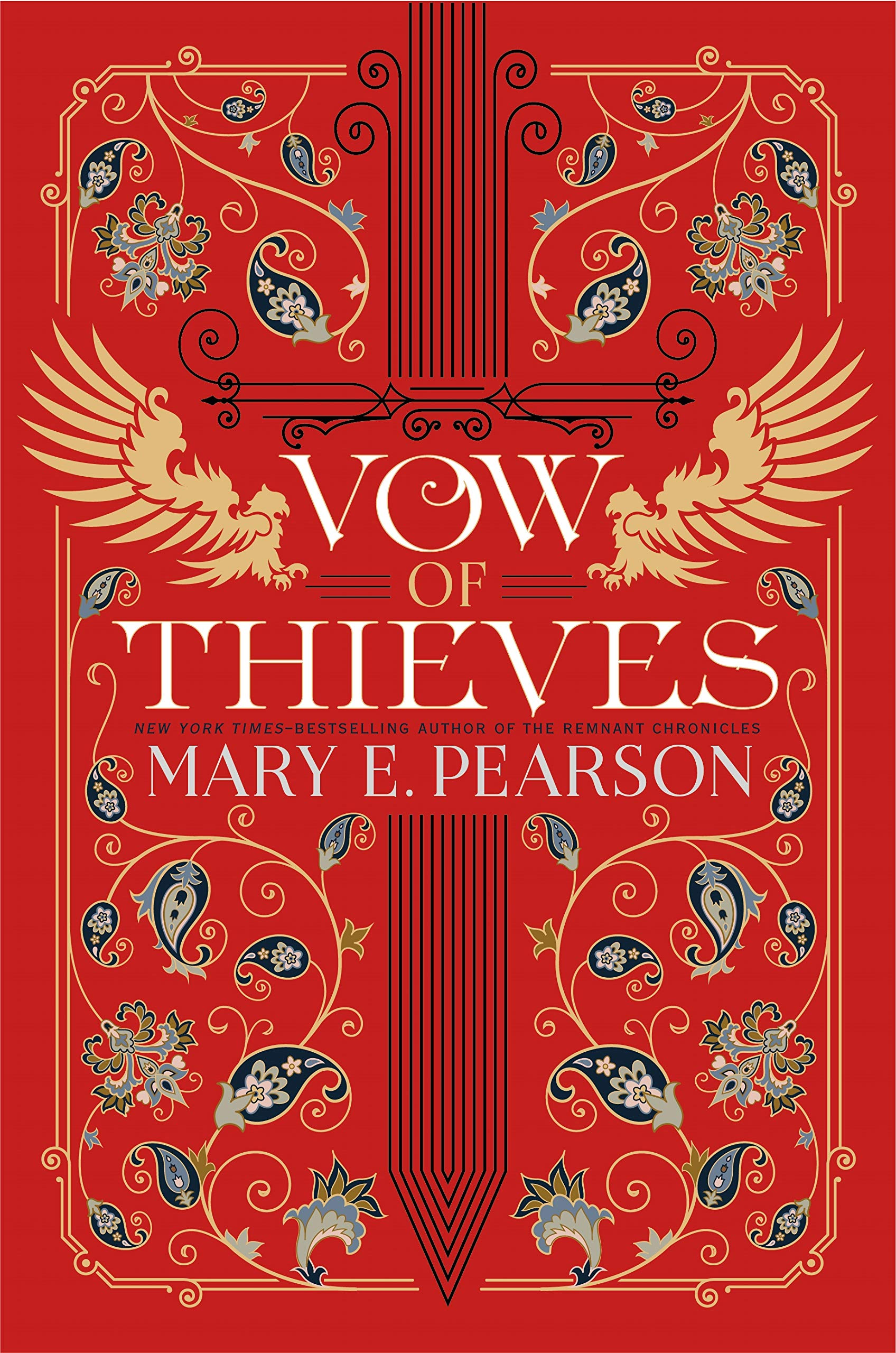 Amazon com: Vow of Thieves (Dance of Thieves) (9781250162656