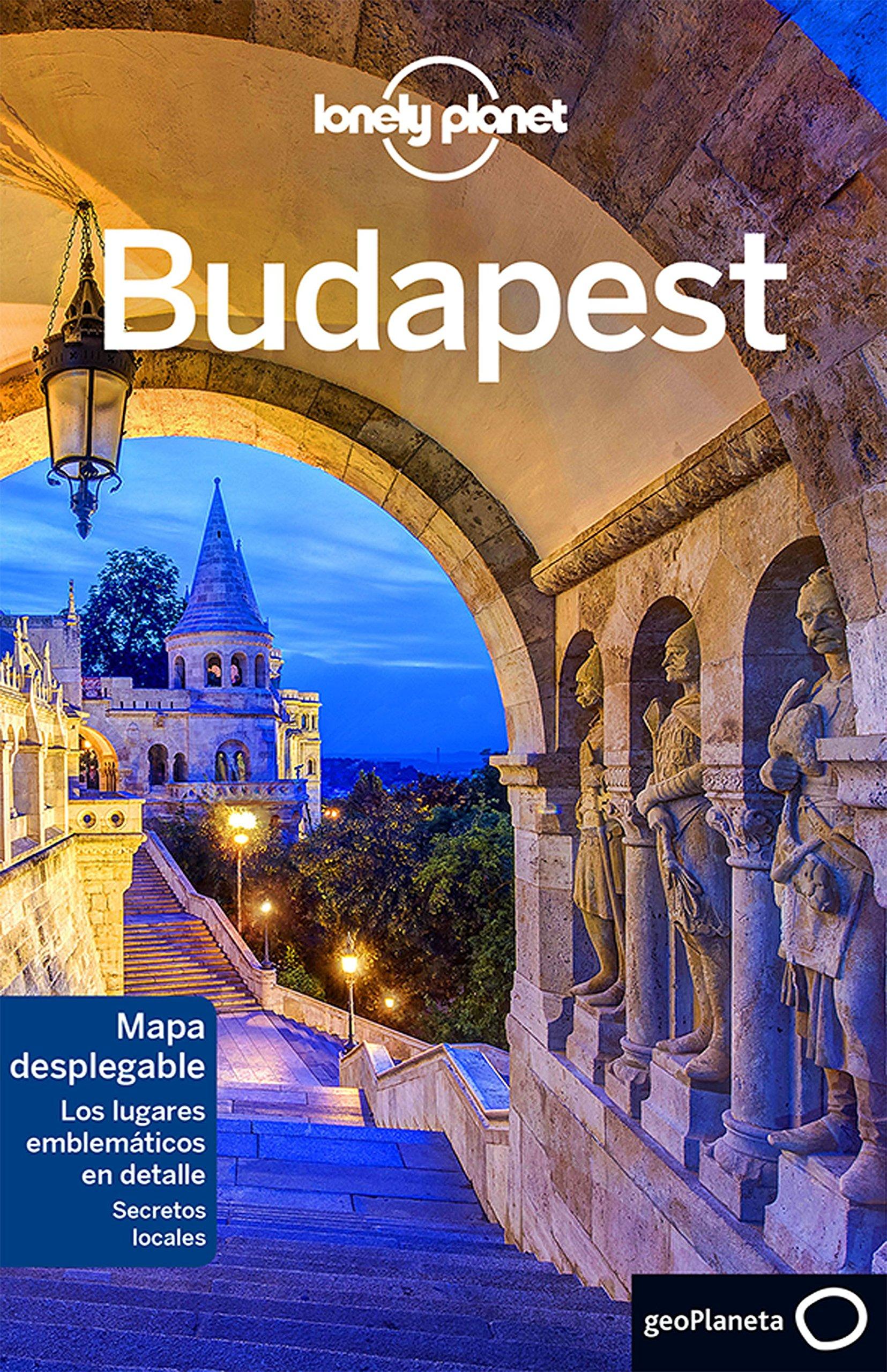 Budapest 5: 1 Guías de Ciudad Lonely Planet Idioma Inglés: Amazon.es: Fallon, Steve, Schafer, Sally, Rizzo Tortuero, Jorge, Gras Cardona, Ton: Libros