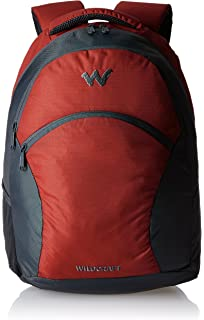33389833f4 Wildcraft Red Laptop Backpack 8903338051978 Laptop Backpacks available at  Amazon for Rs.1399