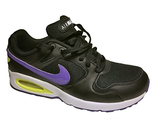 Nike Women's Air Max Coliseum Running Shoes Sneakers Size: 9.5 (9.5, Black/
