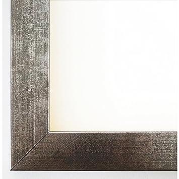 Bilderrahmen Silber   50 X 80 Cm   Modern, Landhaus   Alle Größen    Handgefertigt
