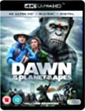Dawn of the Planet Of The Apes [4K + Blu-ray + Digital Download] [2017]