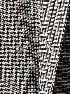 Gun Club Check Coat 1225-139-8517: Grey