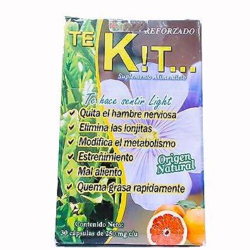 Te Kito Kilos maximum strength fat loss formula