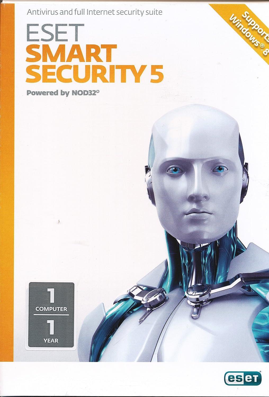 ESET Smart Security 5 Software, 1 Usuario: Amazon.es: Electrónica