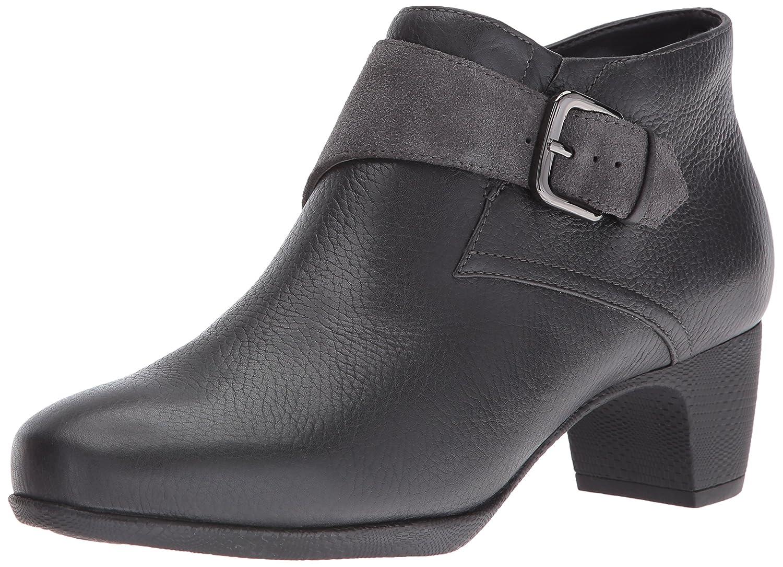 SoftWalk Women's Imlay Boot B019QIU17I 7 B(M) US|Dark Grey
