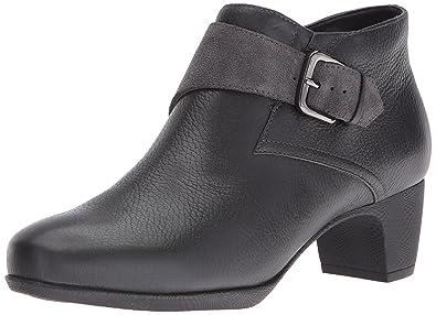 Softwalk Women's Imlay Boot, Dark Grey, ...