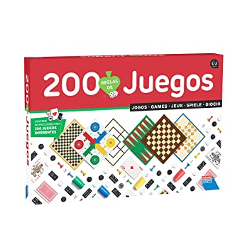 Falomir-200 200 Juegos Reunidos (1310)