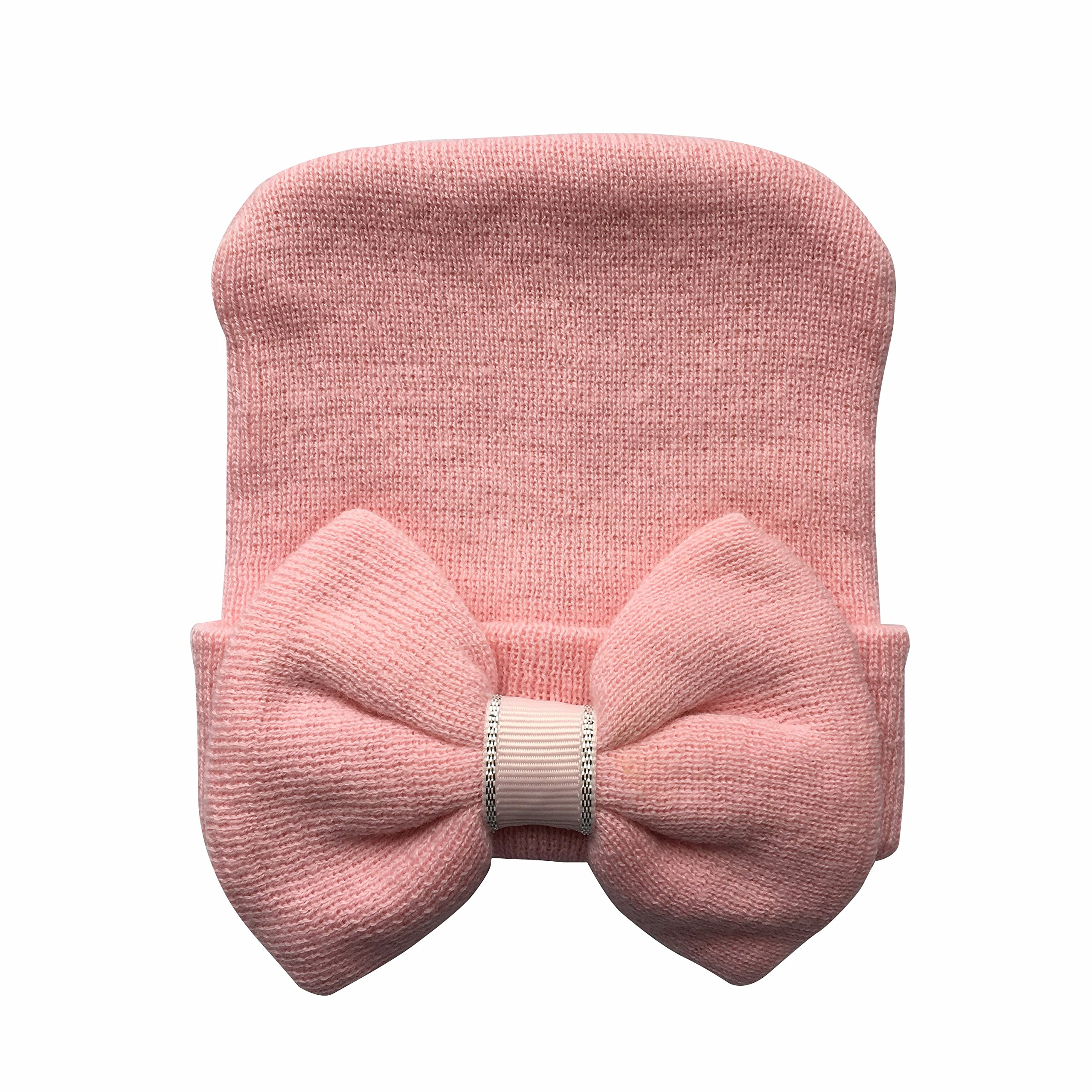 Mama's Loves Baby Hat (Pink)