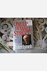 One Up On Wall Street Hardcover
