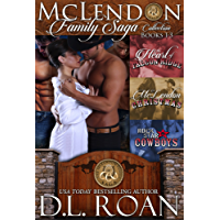 The McLendon Family Saga Collection - Volume One: Books 1-3