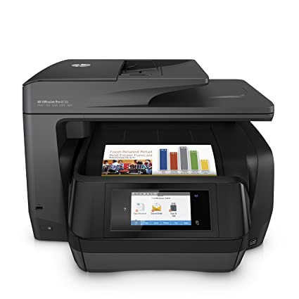 7498b7135 HP OfficeJet Pro 8720 All-in-One Wireless Printer with Mobile Printing, HP