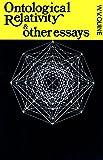 Ontological Relativity & Other Essays