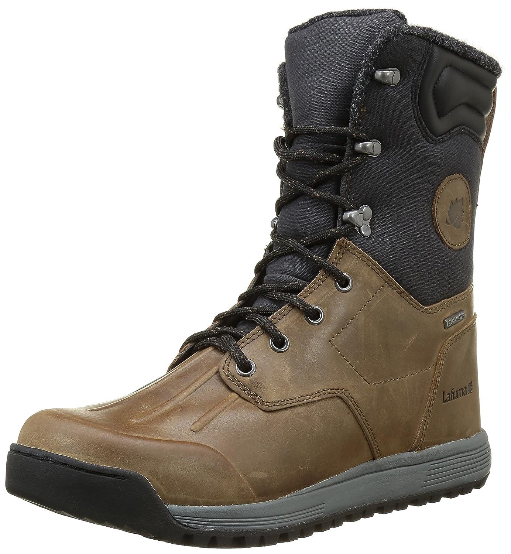 Marron (Dark marron) 43 1 3 EU Lafuma M Hudson Climac, Chaussures de Randonnée Basses Homme
