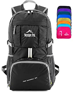 Venture Pal Lightweight Packable Durable Travel Hiking Backpack Daypack d8f8572fe0225