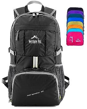 Venture PAL ligero Packable Viaje mochila de senderismo mochila: Amazon.es: Deportes y aire libre
