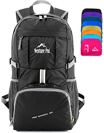 04de239bb2 Venture Pal Lightweight Packable Durable Travel Hiking Backpack Daypack