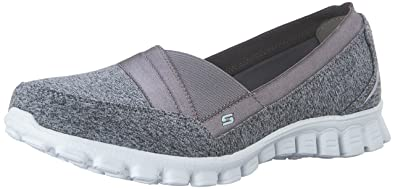 Skechers Womens EZ Flex 2 Slip On Sneaker Shoe
