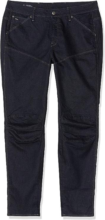 TALLA 23W / 28L. G-STAR RAW 5620 Elwood 3D Mid Waist Boyfriend Jeans para Mujer